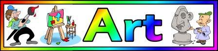 Free Printable Art Banner