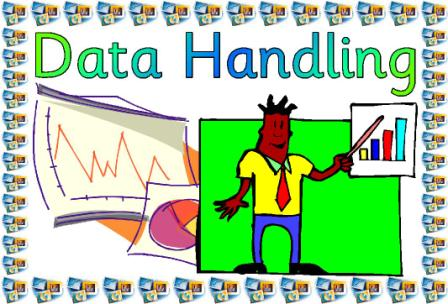 Free printable Data Handling posters for classroom display.