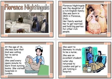 Free Printable Florence Nightingale Printable Posters