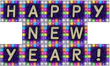 Free Happy New Year Letters