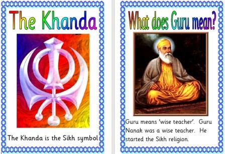 Free Printable Sikhism Facts Information World Religions