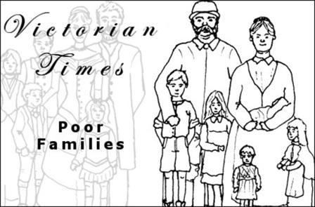 Free printable Victorian Poor Families